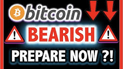 AHH!! DID BITCOIN JUST TURN BEARISH?!! 🛑Crypto Analysis TA Today & BTC Cryptocurrency Price News Now