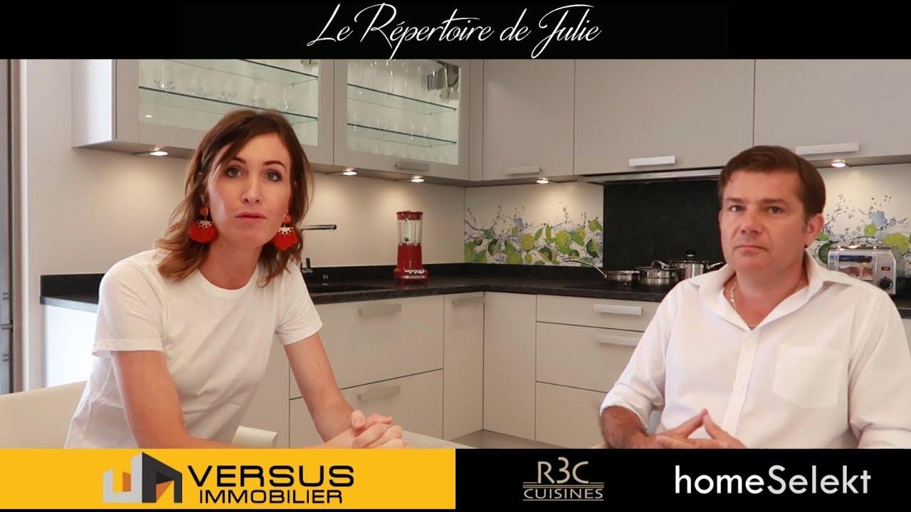 Julie à La Rencontre De Pascal Cuisiniste Sur Nancy YouTube - Cuisiniste nancy
