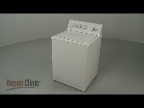 Kenmore Top-Load Washer Disassembly