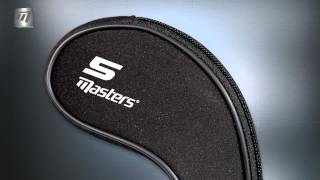 Masters Golf - Deluxe Neoprene Iron Covers (IC28)