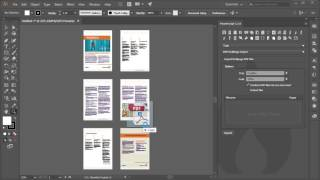 Multi-page PDF Import PowerScript for Adobe Illustrator