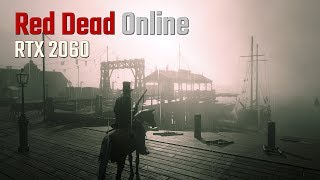 Red Dead Online RTX 2060