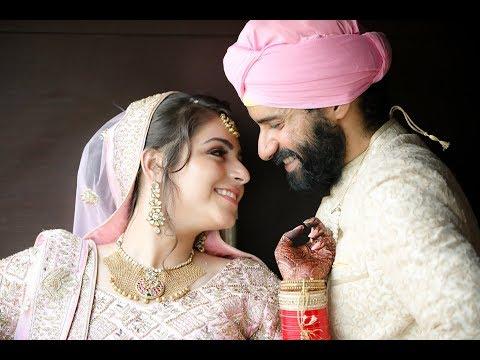 Sheetal & Aditya   Cinematic Wedding Film