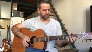 Losing My Religion (R.E.M) - Acoustic Cover by Yoni