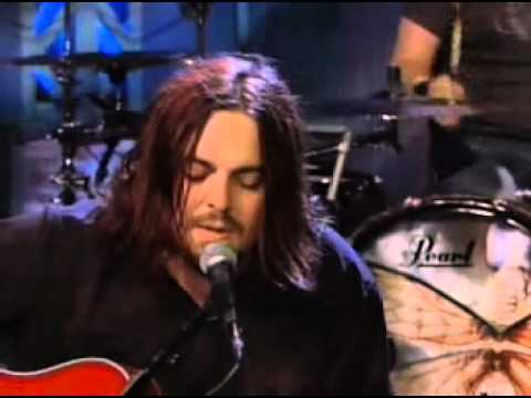 Seether - The Gift (Live on Leno)