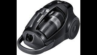 видео Пылесос Samsung SC8851