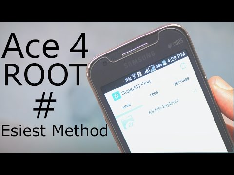 Root Samsung Galaxy Ace 4 SM-G313HU S Duos 3 | Trend 2