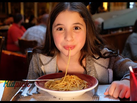 Kidpick At The Old Spaghetti Factory Restaurant