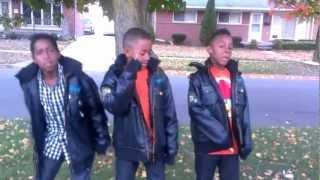 "McClain Sisters ""Rise"" Cover by Dem Boiz"