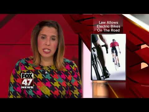 Snyder signs bill to allow electric bicycles on trails