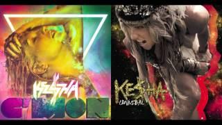 Ke$ha - C'mon Vs Cannibal (DJ Spoiltkid Mash Up)