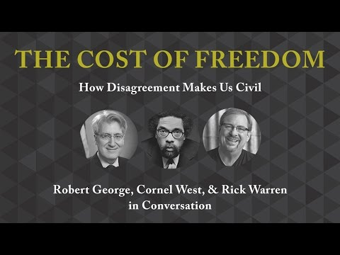 The Cost of Freedom: How Disagreement Makes Us Civil (Robert