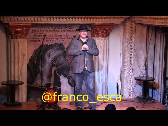 Franco Escamilla .- La tercera ley (fragmento) Do babes (chiste)