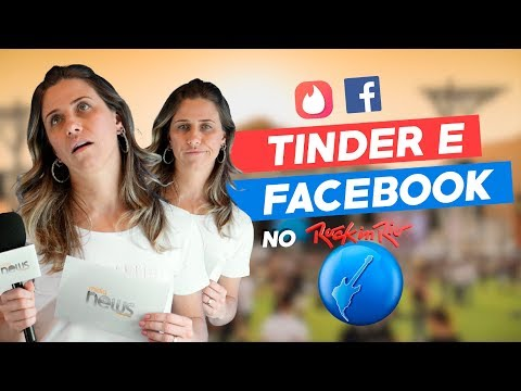 TINDER E FACEBOOK NO ROCK IN RIO 2019 | Mídia News from YouTube · Duration:  11 minutes 24 seconds