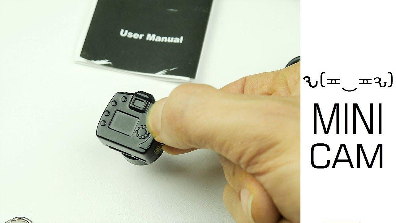 Super Mini Y2000 Kleinste Kamera Der Welt Bzw Camcorder