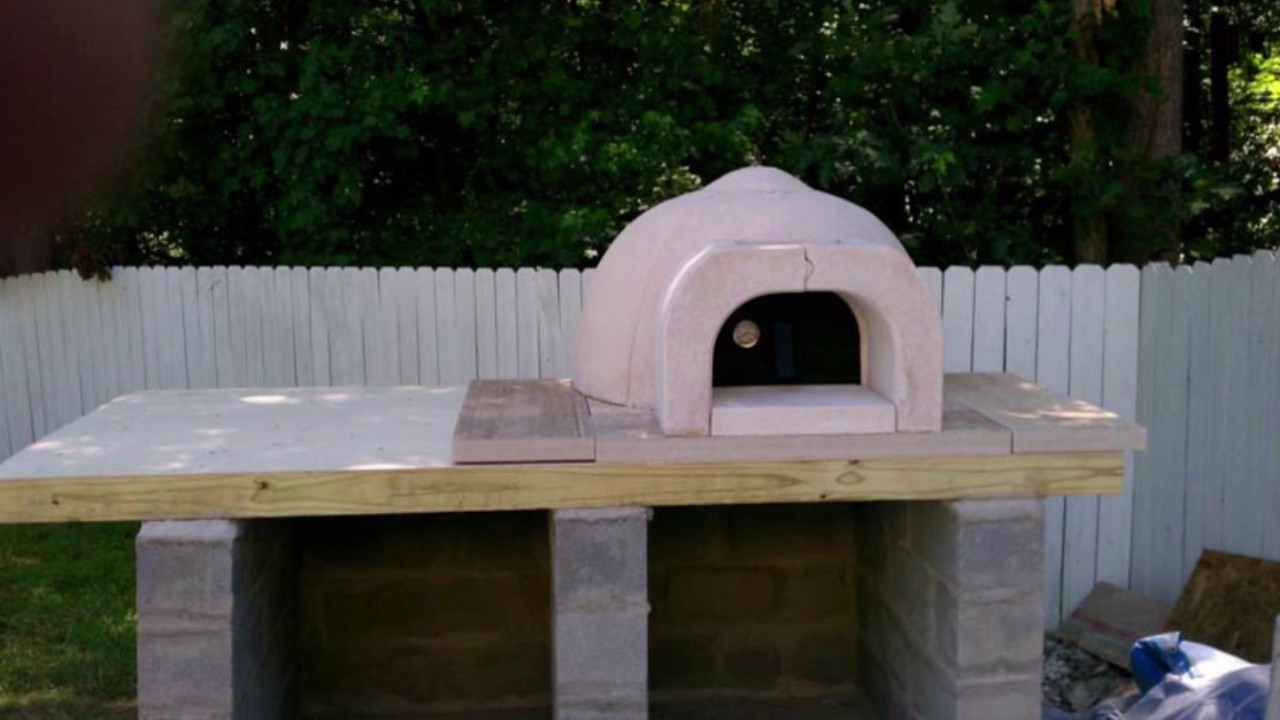 Wood Fired Pizza Oven Outdoor