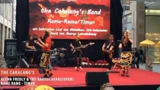 THE CAKALANG'S  (COVER) Glenn Fredly & The Bakuucakar: Rame Rame-Timur Mp3