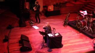 Marianne Faithfull (The Witches Song) 50th Tour (Barcelona