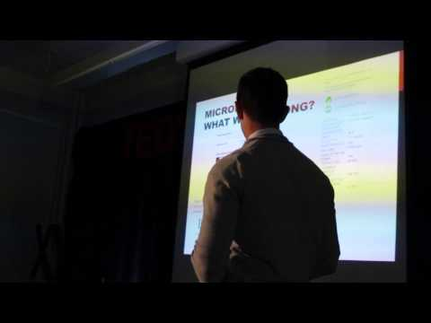 Rethinking Microfinance: Ethan Wagner at TEDxColumbiaCollege