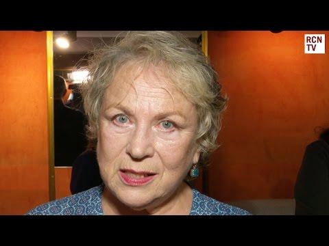 Pam Ferris  Ethel & Ernest Premiere