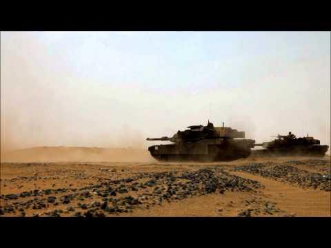 24th MEU Abrams tanks live-fire in Kuwait