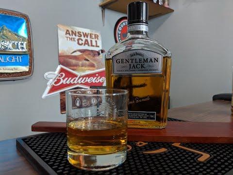 Jack Daniel's Gentleman Jack Review!