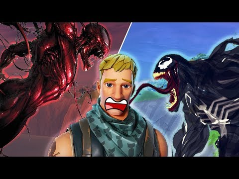The Voice of VENOM and CARNAGE TROLL Fortnite Players!