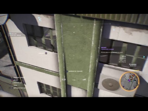 Ghost Recon Wildiands Fight against criminals !!!  PT !!!