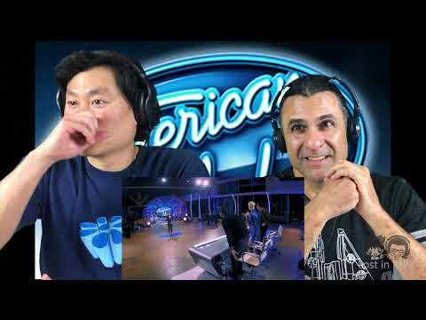 Reaction - MYRA TRAN - One Night Only (American Idol Audition)