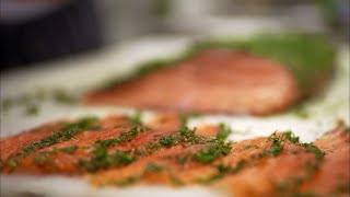 Gravlax - Food Safari | TV Series Clip | Cooking & Travel
