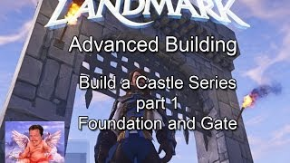 Build A Castle Series Everquest Next Landmark