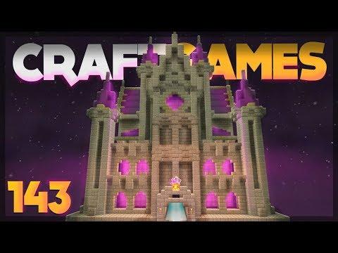 O NOVO CASTELO do THE END! - Craft Games 143
