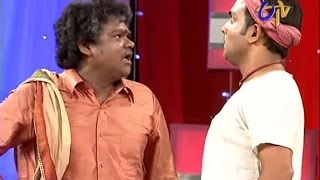 Jabardasth - జబర్దస్త్ - Shakalaka Shankar Performance on 21st August 2014