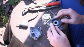 видео Почему скутер дымит