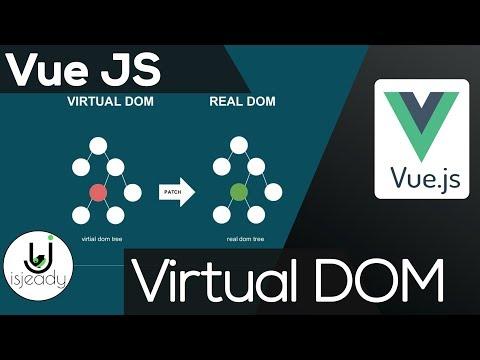 #isjeady -Vue Js - Il Virtual DOM - let's talk about [2019 Ita] thumbnail