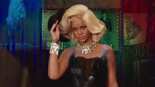 First Look At Rihanna As Alien Stripper In 'Valerian' & NEW Set Photos From 'Oceans 8'