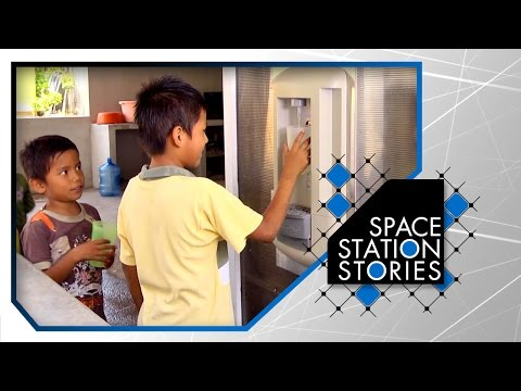 Space Station Stories: Fruits of our Labor