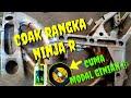 #10- Tutorial - Coak Rangka Ninja R | Jrt Modified