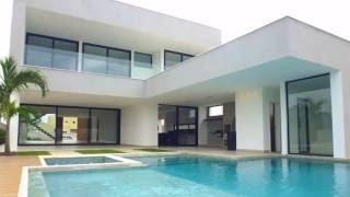 Alphaville Barra da Tijuca - Casa 5 suítes