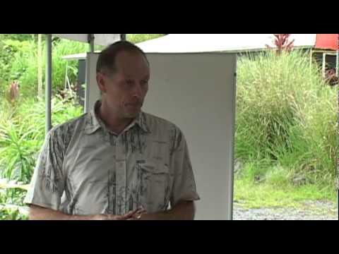 David Bruce Leonard - Medicinal Plants in Hawaii Part # 1