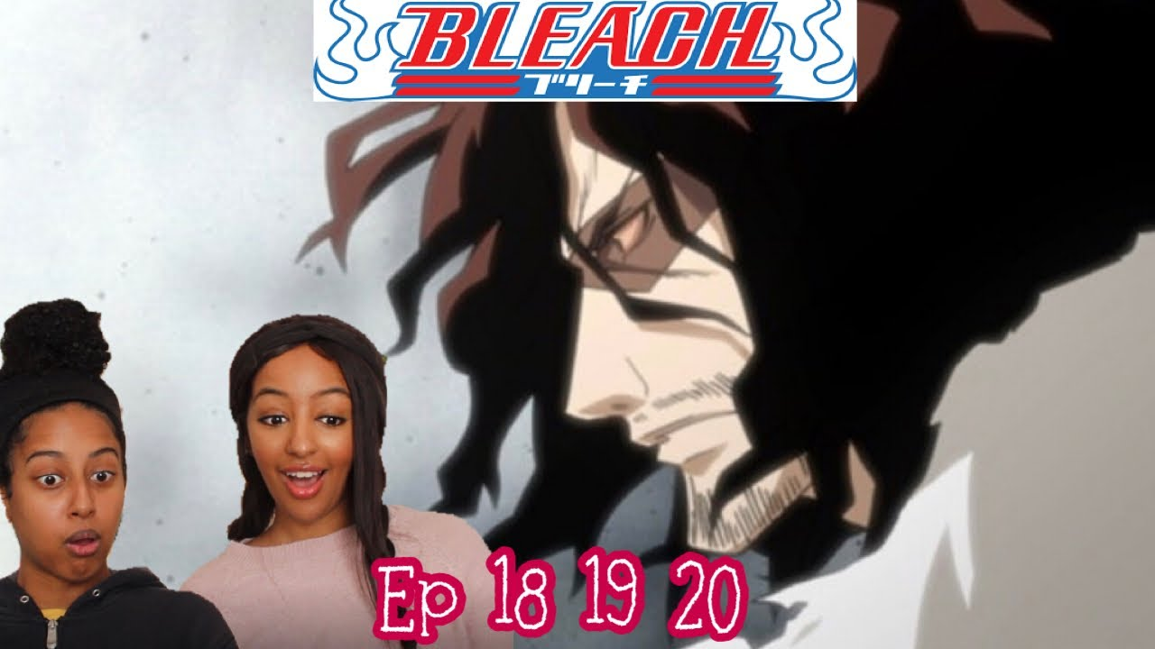 Download Zangetsu 🔥 | BLEACH Episodes 18 19 20 | The Substitute arc | Reaction