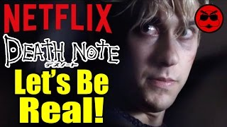 What's the Problem with Live Action Death Note? - Gaijin Goombah
