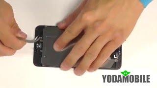 видео Замена стекла iPhone 6 Plus