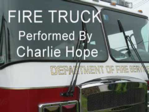 Fire Truck by Charlie Hope