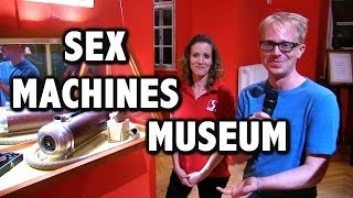 Joe Visits The Sex Machines Museum In Prague
