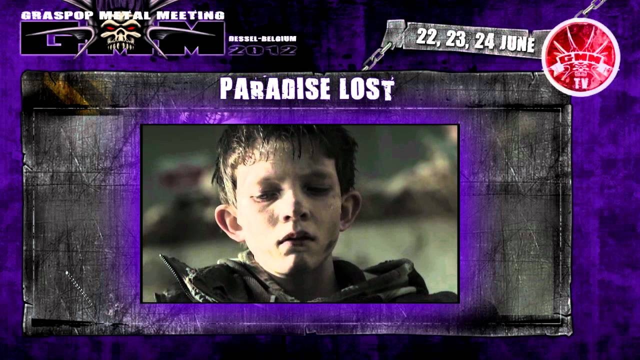 Paradise Lost - Honesty In Death (Live@Graspop Metal Meeting 2012)