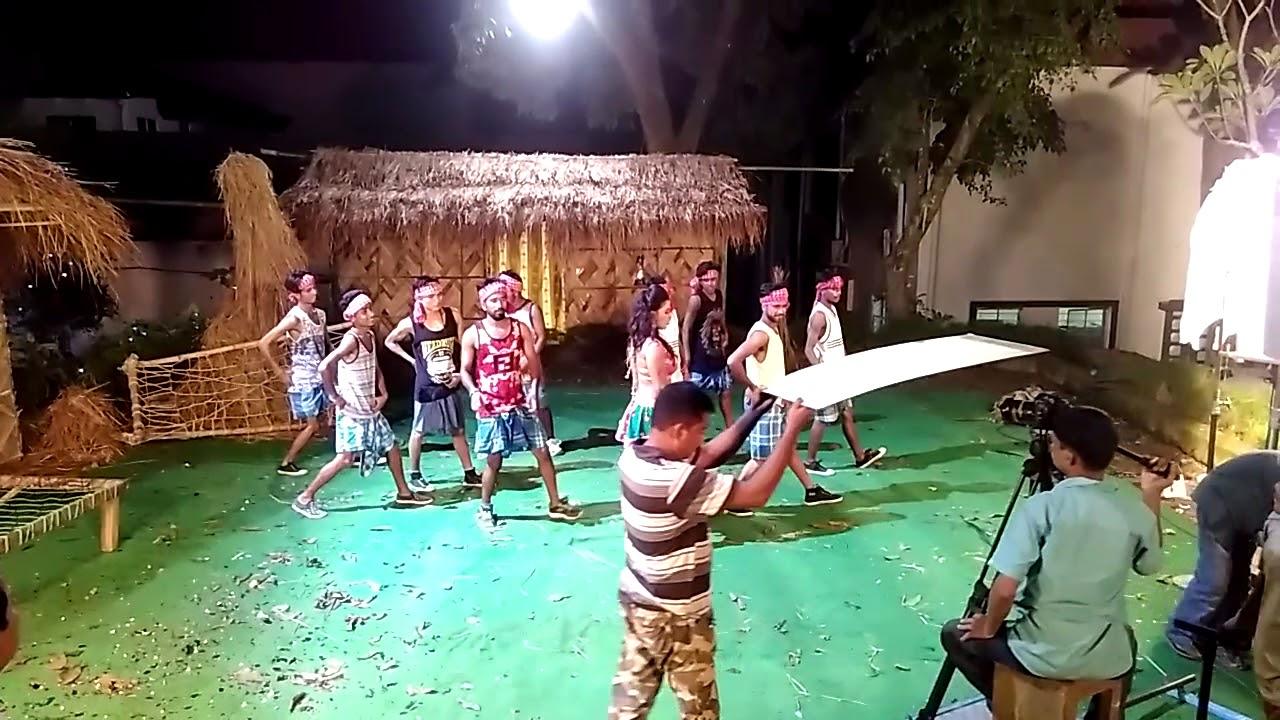 "Making ""MOHABBATER DUSHMAN"" surjapuri"