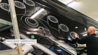 The making of Högert Demo Car