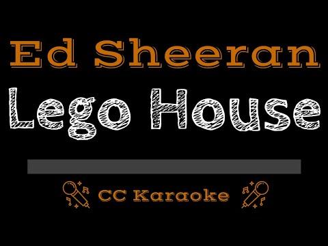 Ed Sheeran   Lego House CC Karaoke Instrumental