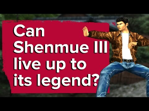 "Shenmue 3 dev is listening to fan ""concerns"" about Epic Game Store exclusivity"